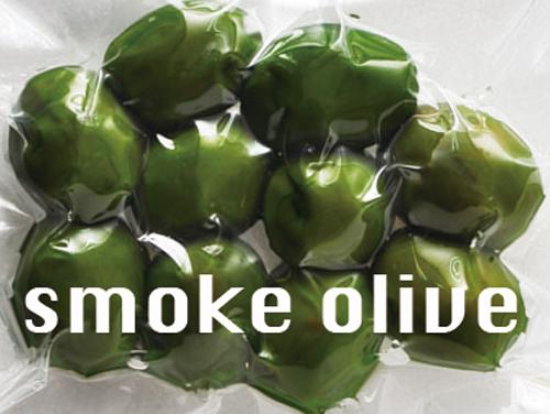 燻製 オリーブ