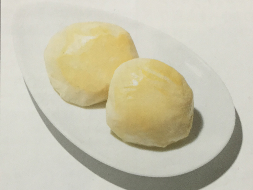 生乳から作るスモークモッツァレラ