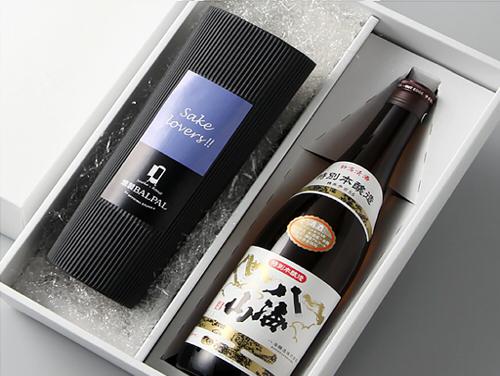 髙島屋父の日ギフト「特別本醸造八海山×日本酒ラバーズ」セット