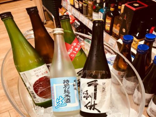 日本酒の「堺泉酒造」さん