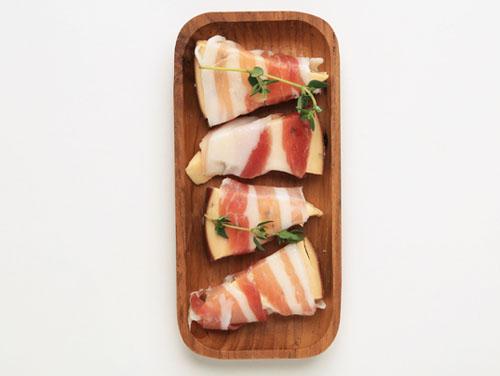 スモークチーズパンチェッタ