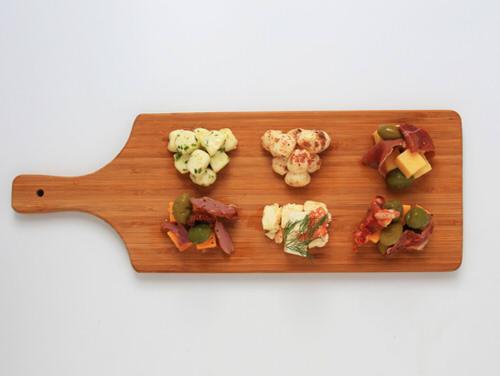 おつまみのアソート「チーズピンチョス6種セット」