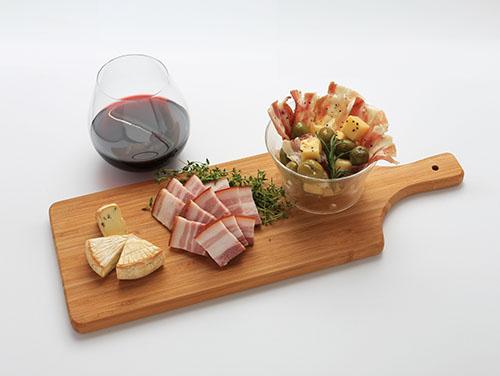 「チーズ&オリーブ(パンチェッタ)」が入ったラバーズセット