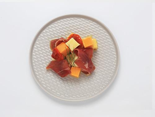 3種のナチュラルチーズ&生ハム