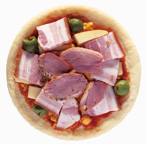 燻製ピザPIZZA
